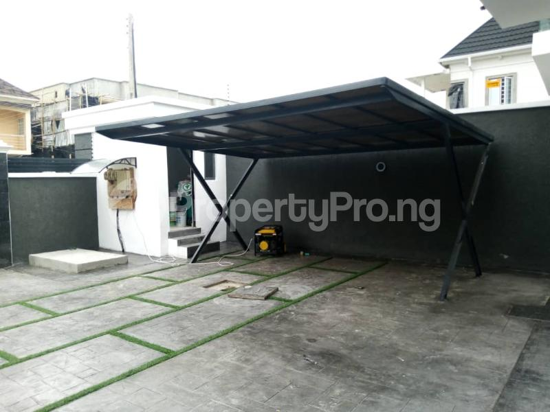 5 bedroom Semi Detached Duplex House for sale - chevron Lekki Lagos - 18