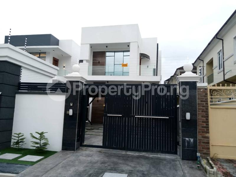 5 bedroom Semi Detached Duplex House for sale - chevron Lekki Lagos - 0