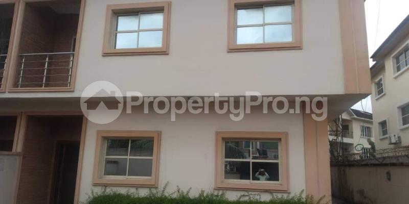 5 bedroom Semi Detached Duplex House for rent Lekki Lekki Phase 1 Lekki Lagos - 1