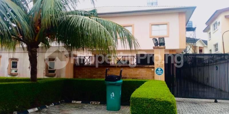 5 bedroom Semi Detached Duplex House for rent Lekki Lekki Phase 1 Lekki Lagos - 13