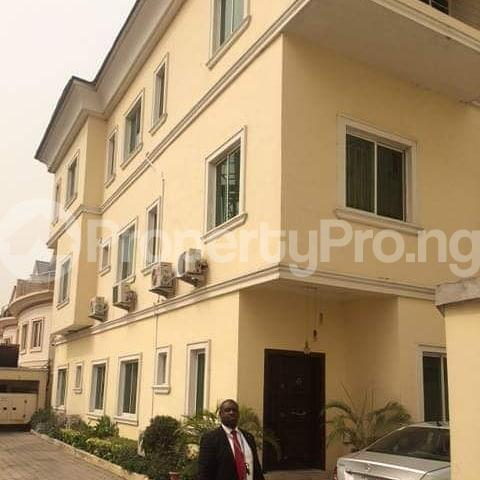 5 bedroom Semi Detached Duplex House for sale Olori Mojisola Onikoyi, Ikoyi, Lagos.  Mojisola Onikoyi Estate Ikoyi Lagos - 3