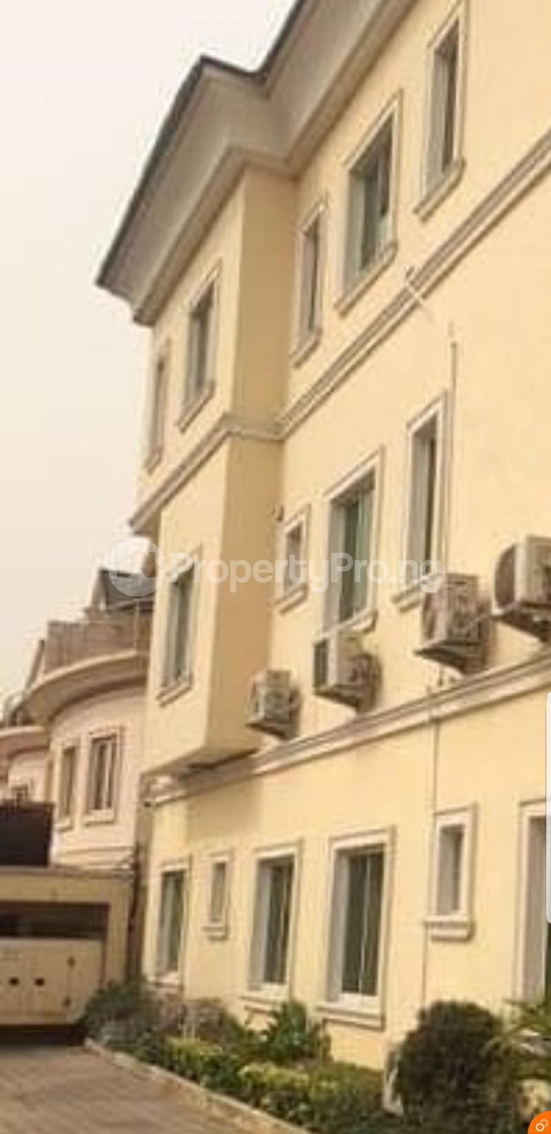 5 bedroom Semi Detached Duplex House for sale Olori Mojisola Onikoyi, Ikoyi, Lagos.  Mojisola Onikoyi Estate Ikoyi Lagos - 0