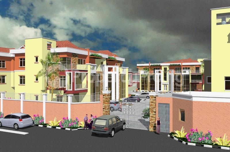 5 bedroom House for rent 19/29 Adetola Ayeni Street, Lekki Phase 1 Behind Dome Church Lekki Phase 1 Lekki Lagos - 1