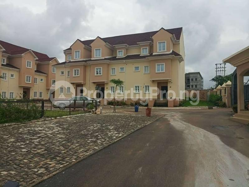 5 bedroom Terraced Duplex House for sale Close to Life Camp Police Station.  Life Camp Abuja - 2