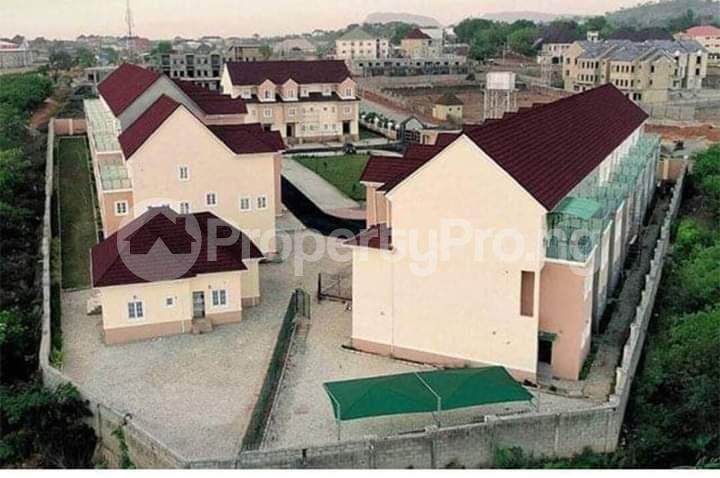 Terraced Duplex House for sale PTECH Estate, close to Life Camp Police Station.  Life Camp Abuja - 3