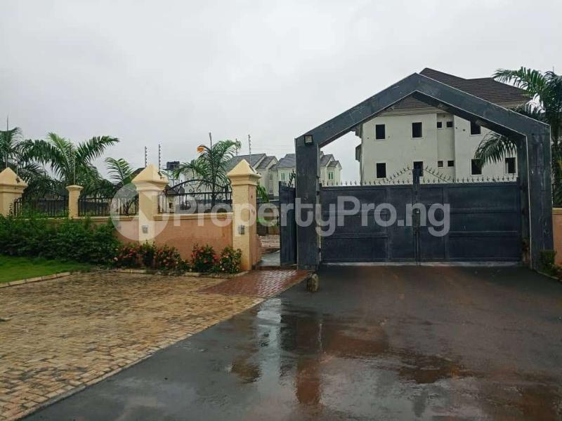 5 bedroom Terraced Duplex House for sale Close to Life Camp Police Station.  Life Camp Abuja - 3