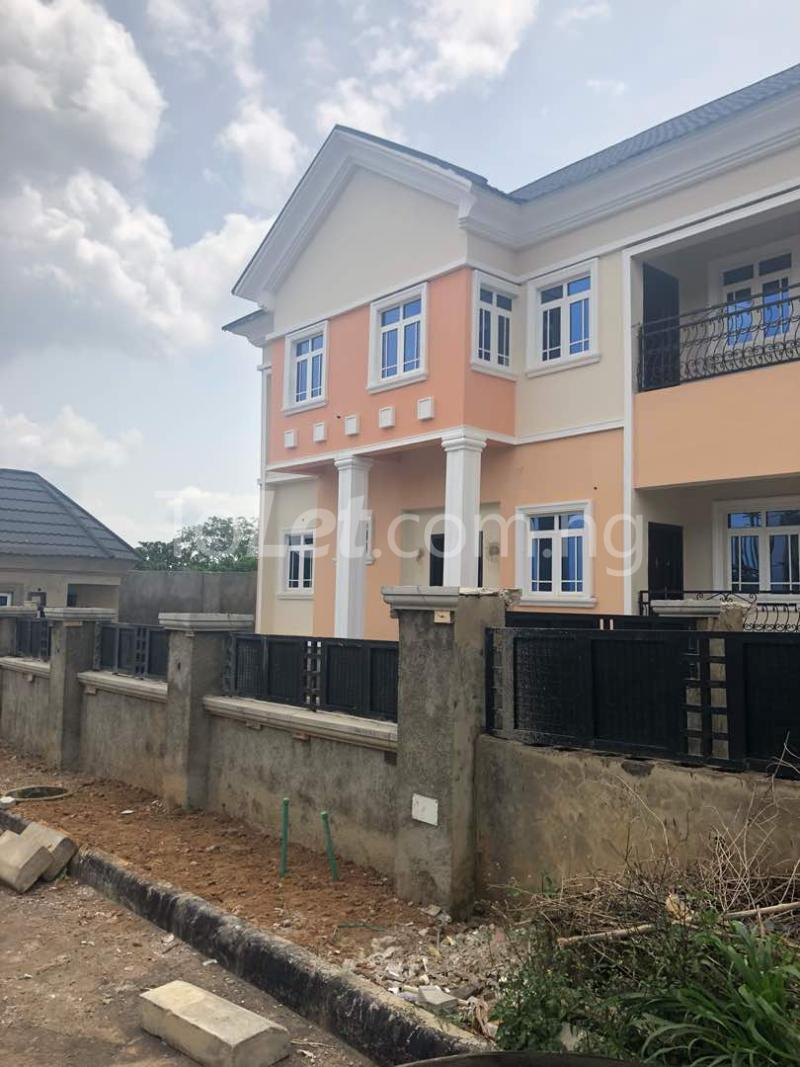 5 bedroom Flat / Apartment for sale  kingspark estate plot 530 Kukwuaba Abuja - 0