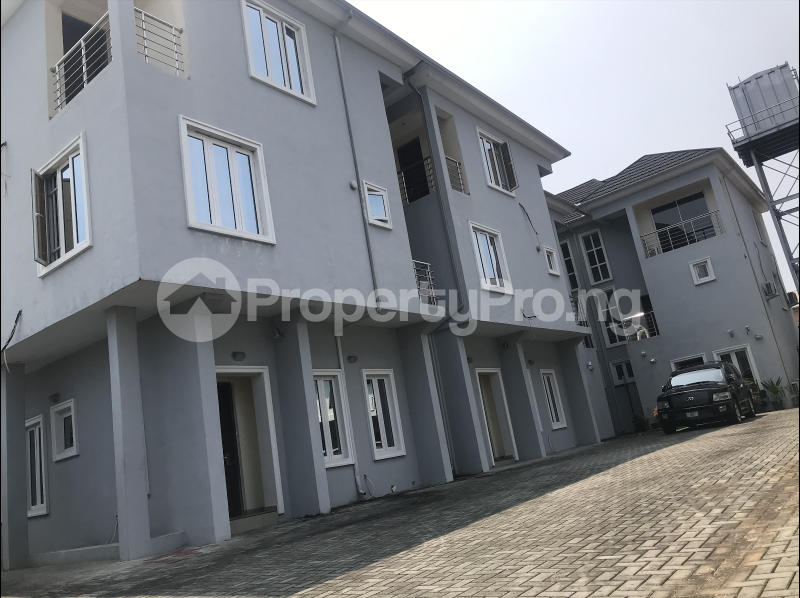 5 bedroom Terraced Duplex House for rent Lekki Phase 1 Lekki Lagos - 8