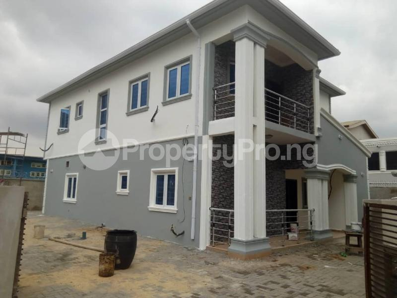 5 bedroom Detached Duplex House for sale . Ogba Lagos - 0