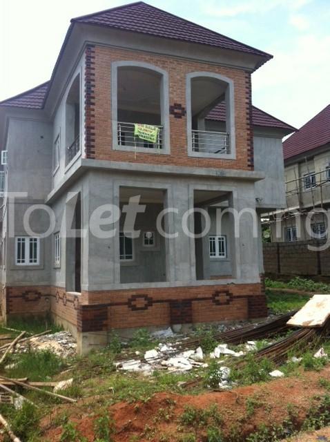 5 bedroom House for sale Finestone estate ,abuja Central Area Abuja - 0