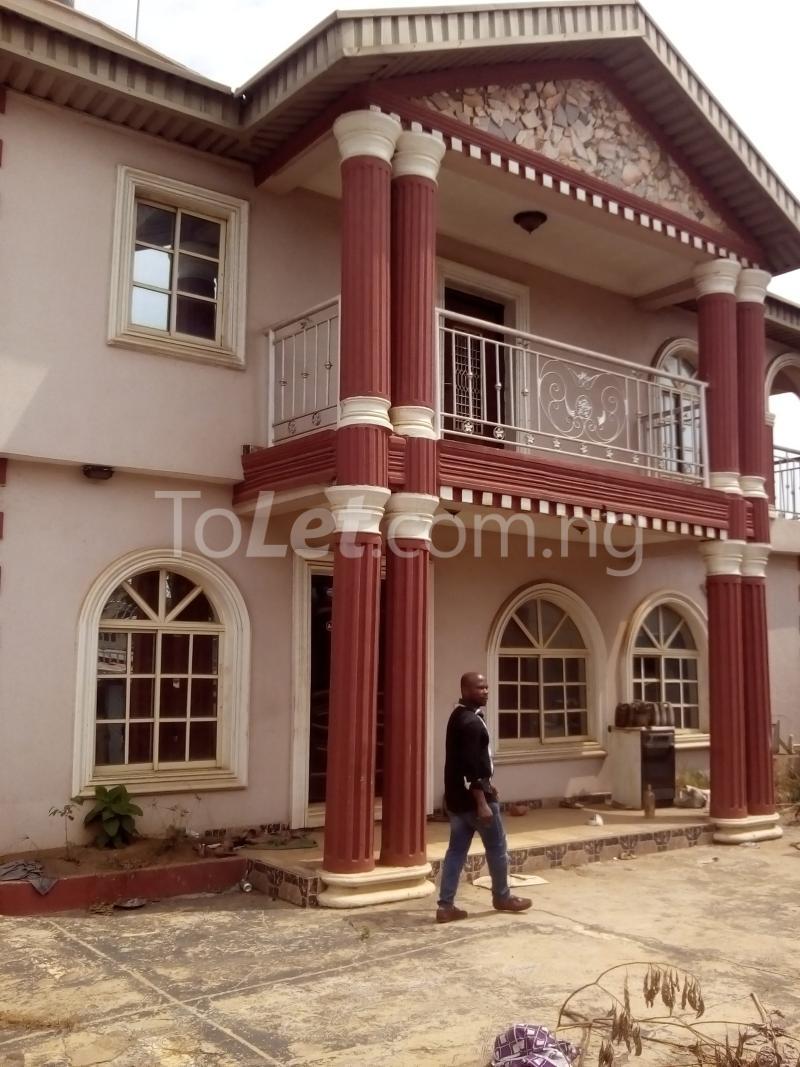 5 bedroom House for sale sunny ajayi  Ijegun Ikotun/Igando Lagos - 1
