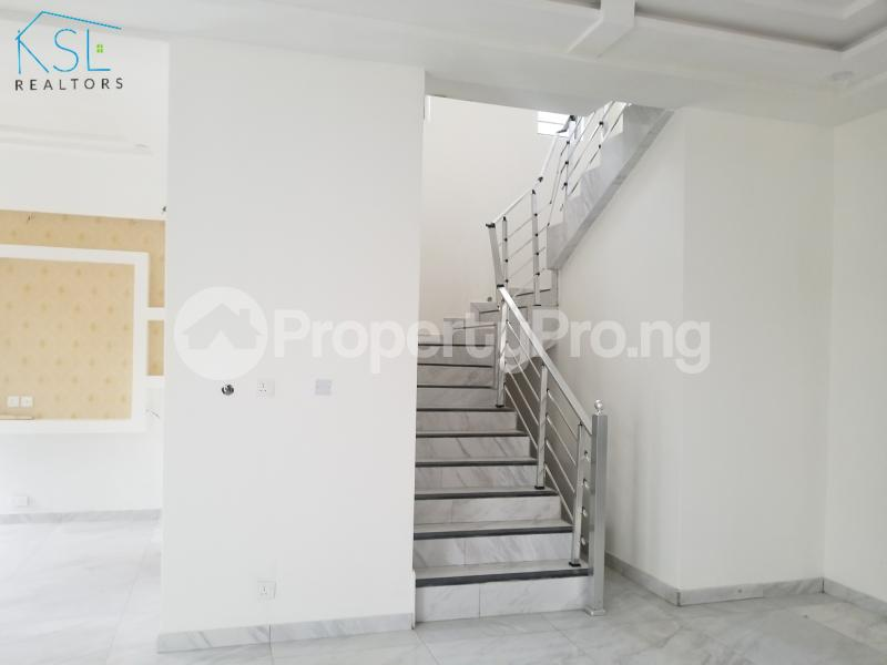 5 bedroom Detached Duplex House for sale Kazeem Eletu way  Osapa london Lekki Lagos - 0