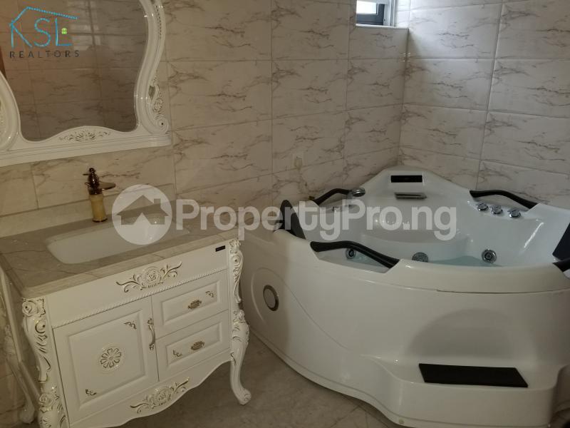 5 bedroom Detached Duplex House for sale Kazeem Eletu way  Osapa london Lekki Lagos - 15