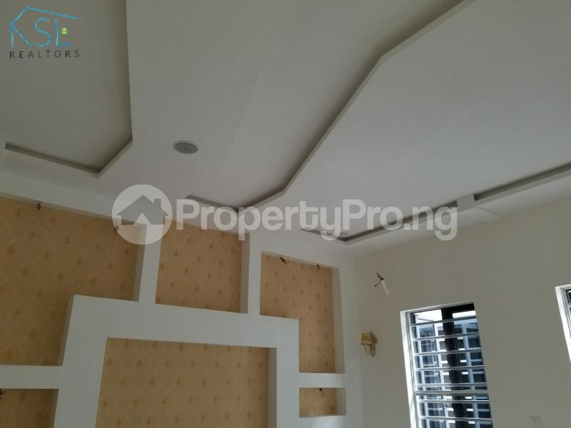 5 bedroom Detached Duplex House for sale Kazeem Eletu way  Osapa london Lekki Lagos - 11