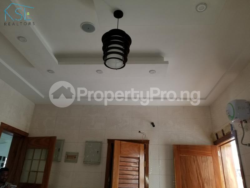 5 bedroom Detached Duplex House for sale Kazeem Eletu way  Osapa london Lekki Lagos - 7
