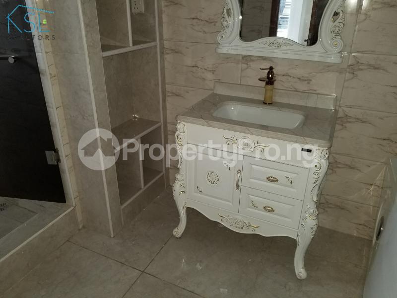 5 bedroom Detached Duplex House for sale Kazeem Eletu way  Osapa london Lekki Lagos - 14