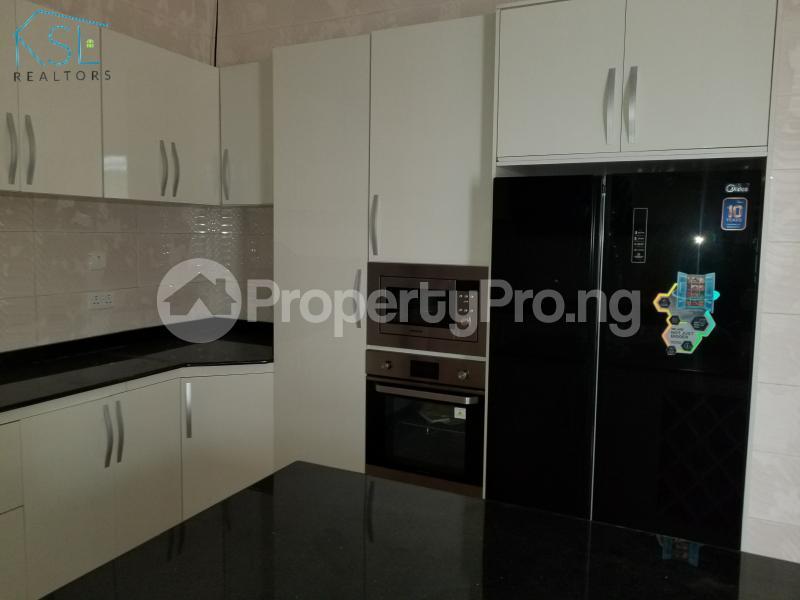 5 bedroom Detached Duplex House for sale Kazeem Eletu way  Osapa london Lekki Lagos - 4