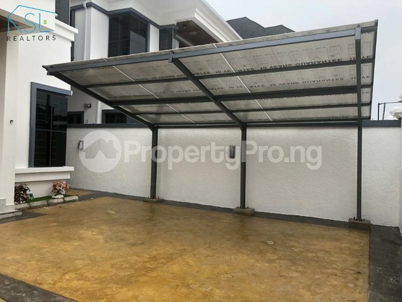 5 bedroom Detached Duplex House for sale Kazeem Eletu way  Osapa london Lekki Lagos - 27