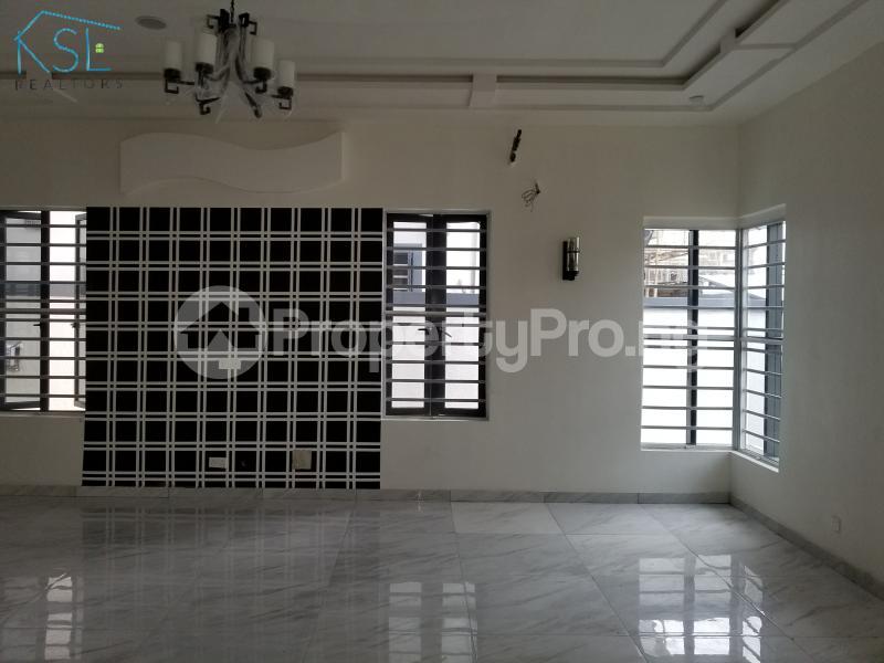 5 bedroom Detached Duplex House for sale Kazeem Eletu way  Osapa london Lekki Lagos - 2