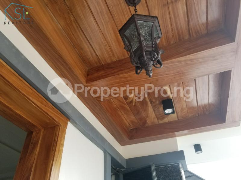 5 bedroom Detached Duplex House for sale Kazeem Eletu way  Osapa london Lekki Lagos - 20