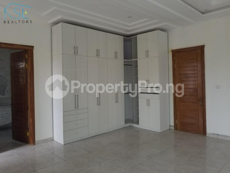 5 bedroom Detached Duplex House for sale Kazeem Eletu way  Osapa london Lekki Lagos - 18