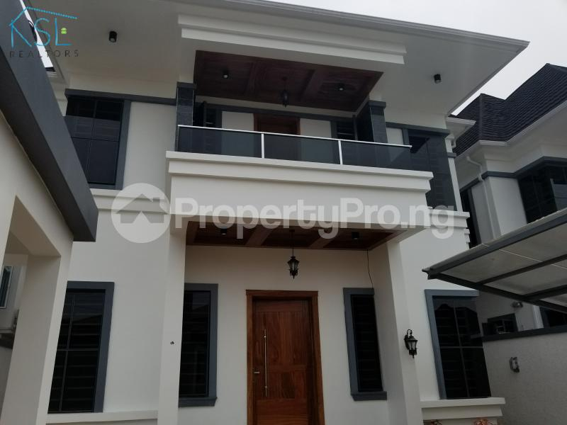 5 bedroom Detached Duplex House for sale Kazeem Eletu way  Osapa london Lekki Lagos - 24