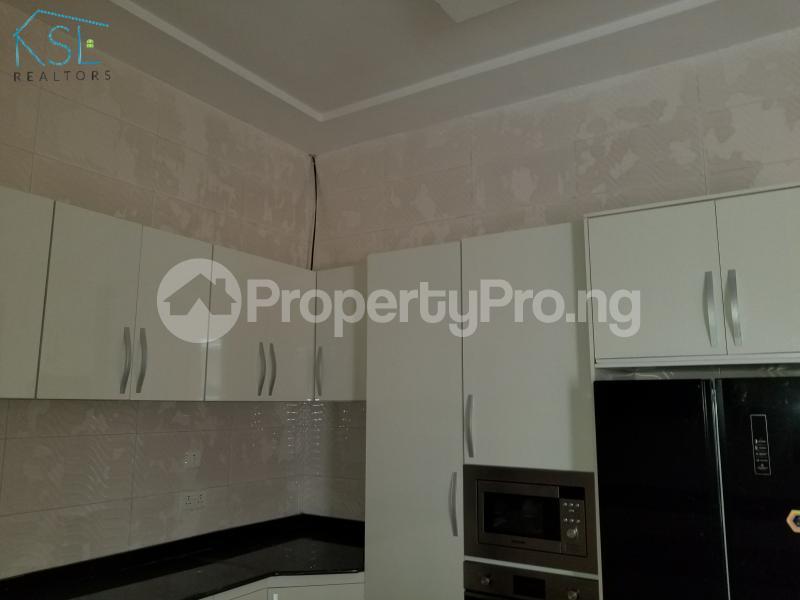 5 bedroom Detached Duplex House for sale Kazeem Eletu way  Osapa london Lekki Lagos - 5