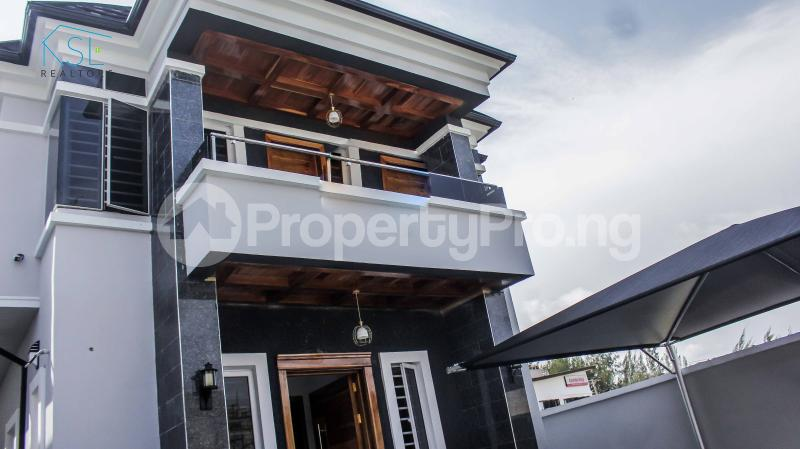 5 bedroom Detached Duplex House for sale Chevy view Estate chevron Lekki Lagos - 1