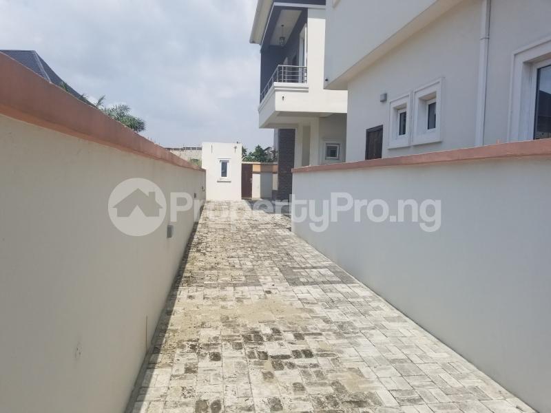 5 bedroom Detached Duplex House for sale . Ologolo Lekki Lagos - 2