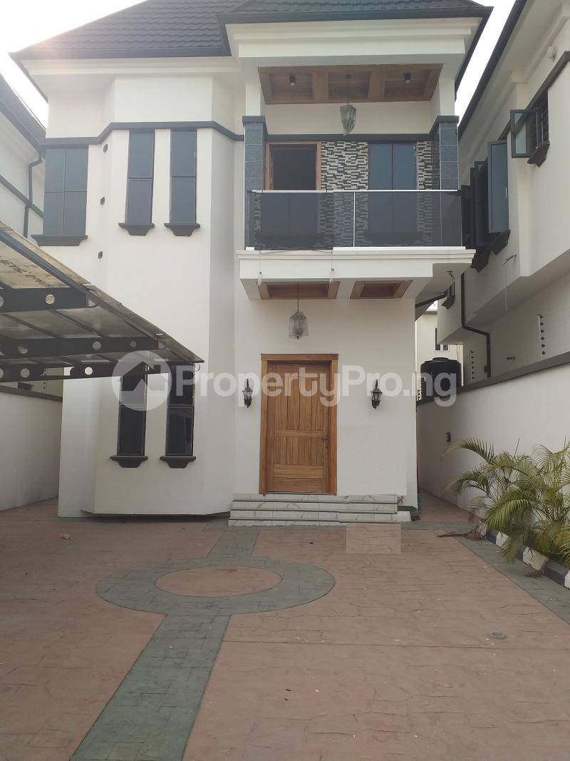 5 bedroom Detached Duplex House for sale Victory Estate Osapa london Lekki Lagos - 0
