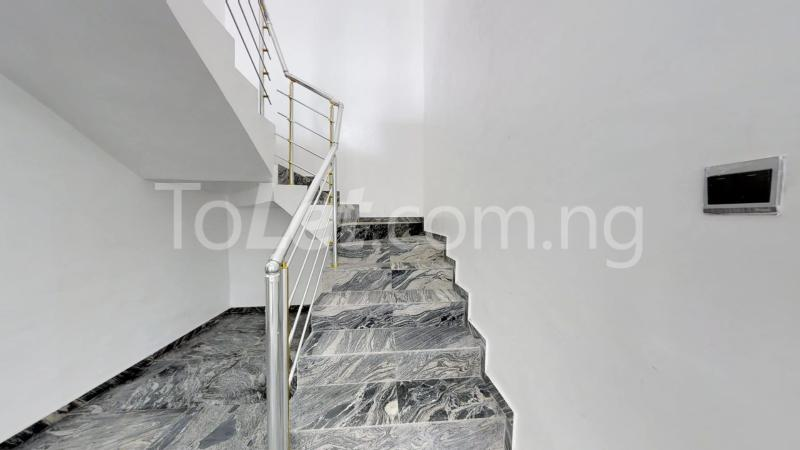 4 bedroom Semi Detached Duplex House for sale White oaks estate Ologolo Lekki Lagos - 7