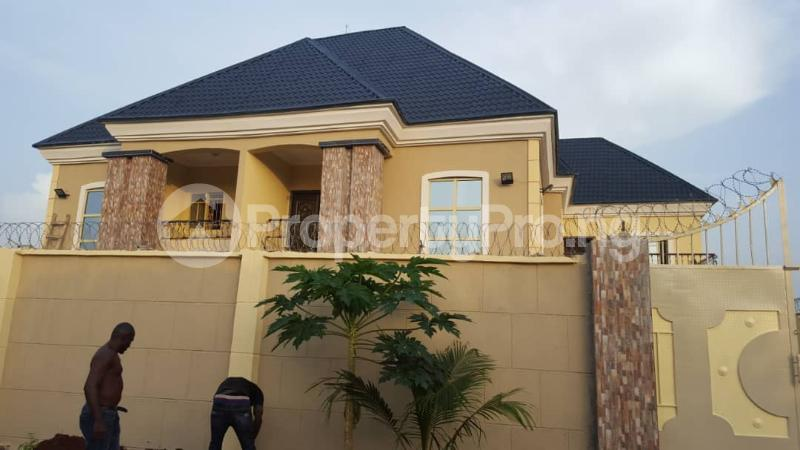 5 bedroom Semi Detached Duplex House for sale Off Orji Junction, Orji old Mbieri Rd  Owerri Imo - 6