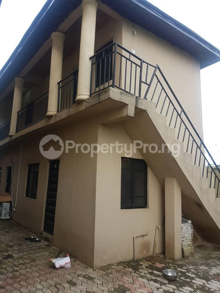 5 bedroom Semi Detached Duplex House for sale Off Orji Junction, Orji old Mbieri Rd  Owerri Imo - 9