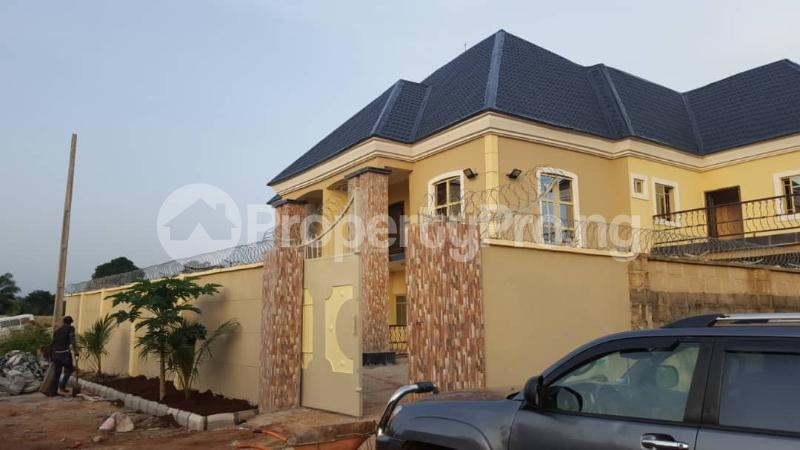 5 bedroom Semi Detached Duplex House for sale Off Orji Junction, Orji old Mbieri Rd  Owerri Imo - 0