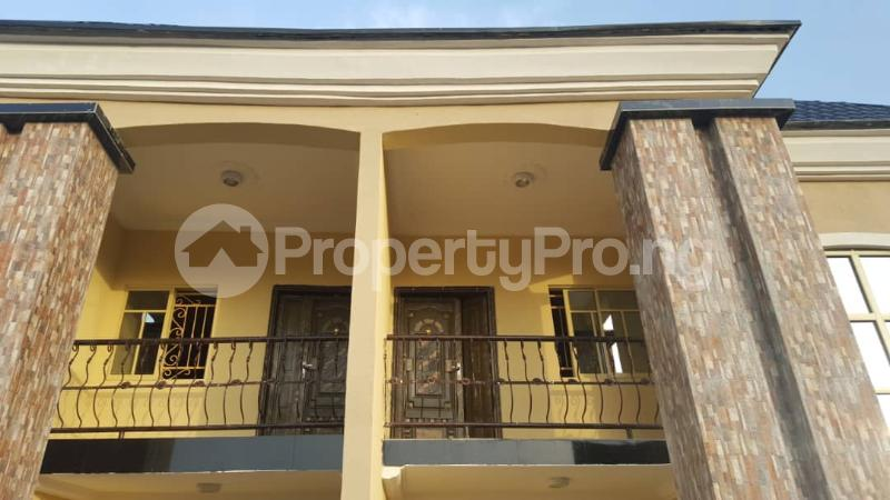 5 bedroom Semi Detached Duplex House for sale Off Orji Junction, Orji old Mbieri Rd  Owerri Imo - 2