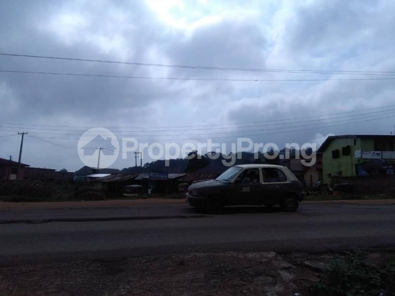 Commercial Land Land for sale  along Moniya/ojoo road office bus stop ibadan Akinyele Oyo - 5