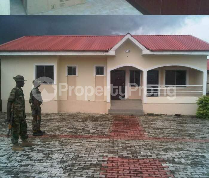 3 bedroom Detached Bungalow House for sale Akpabuyo Cross River - 0