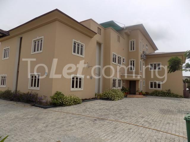 3 bedroom Flat / Apartment for rent just by Lekki phase1 2nd roundabout Lekki Phase 1 Lekki Lagos - 0