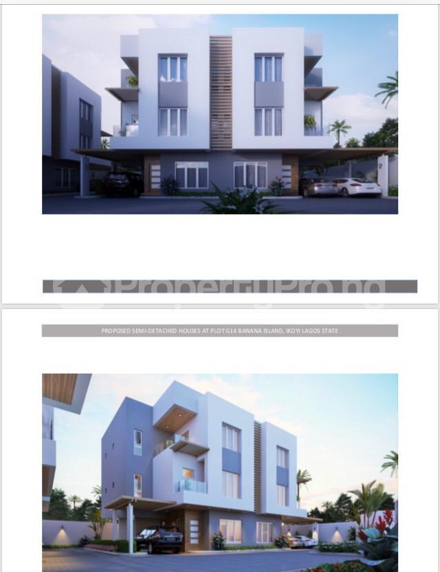4 bedroom Terraced Duplex House for sale - Banana Island Ikoyi Lagos - 0