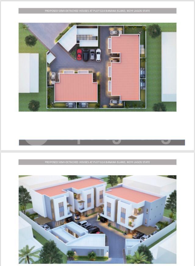4 bedroom Terraced Duplex House for sale - Banana Island Ikoyi Lagos - 1