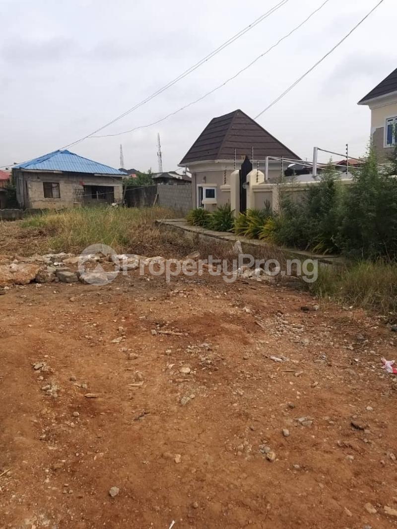 Residential Land Land for sale 563.5SQ.MTS AT Glory Estate  Ifako-gbagada Gbagada Lagos - 0