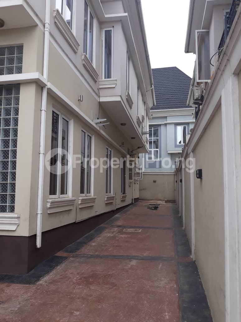 5 bedroom Detached Duplex House for rent Magodo ph2 Magodo GRA Phase 2 Kosofe/Ikosi Lagos - 1
