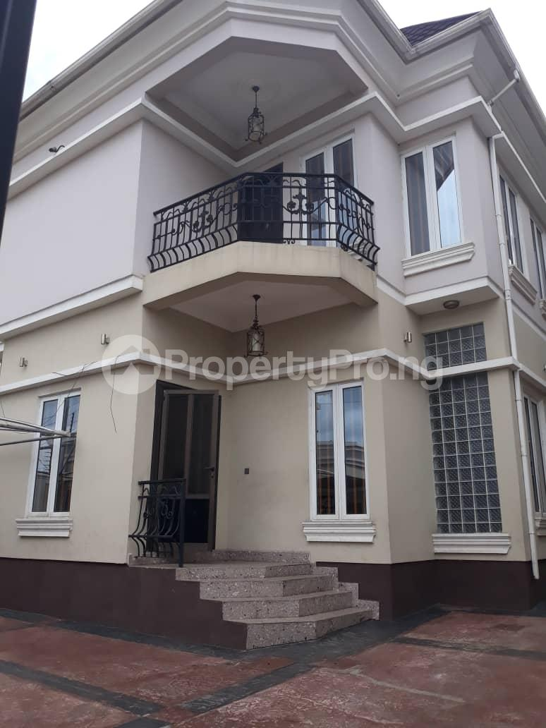 5 bedroom Detached Duplex House for rent Magodo ph2 Magodo GRA Phase 2 Kosofe/Ikosi Lagos - 0