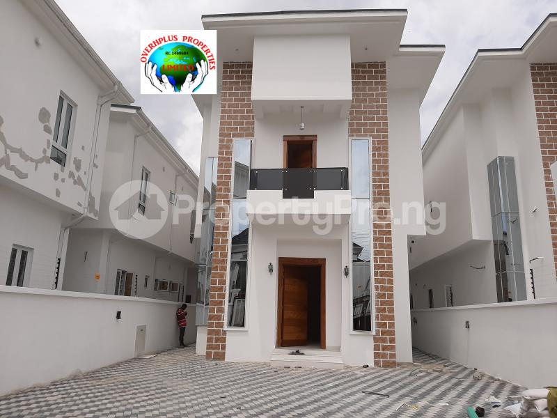 5 bedroom Detached Duplex House for sale Osapa London Off Shoprite ,Lekki Lagos Osapa london Lekki Lagos - 0