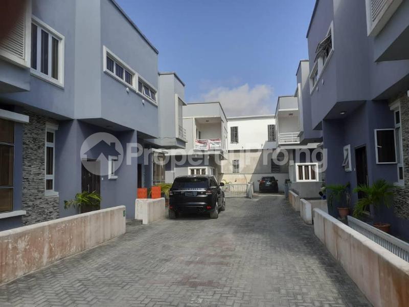 5 bedroom Detached Duplex House for rent Idado Lekki Lagos - 6