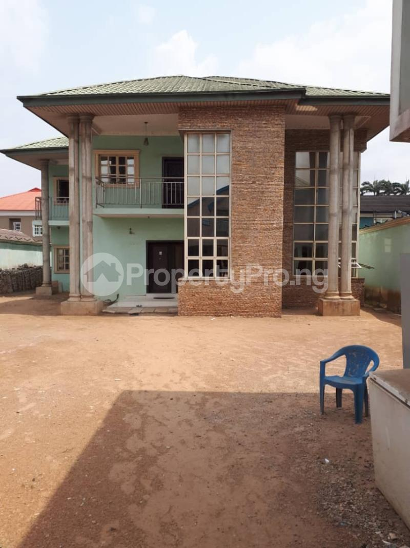 6 bedroom Detached Duplex House for sale 5bedroom duolex at new oko oba  Isheri Egbe/Idimu Lagos - 0