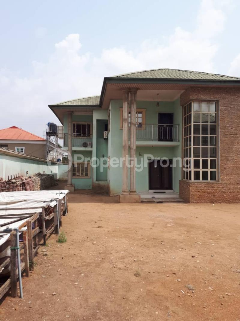 6 bedroom Detached Duplex House for sale 5bedroom duolex at new oko oba  Isheri Egbe/Idimu Lagos - 3