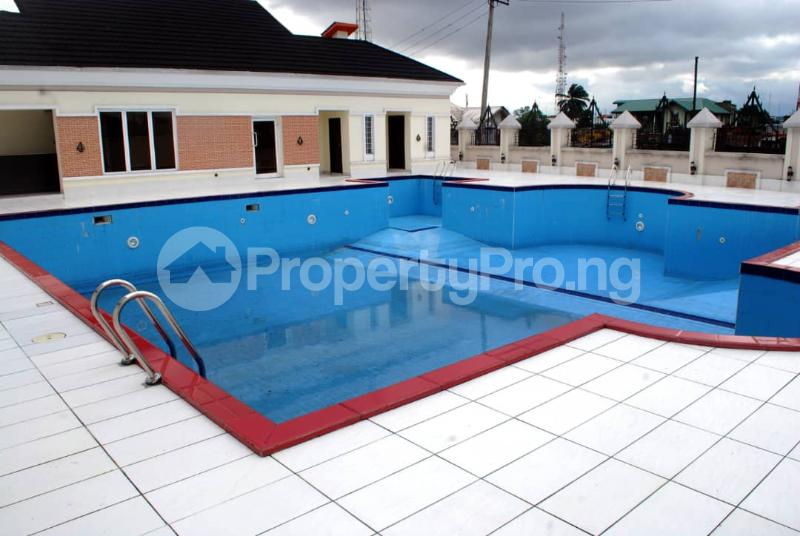 5 bedroom House for sale Idolize Road  Trans Amadi Port Harcourt Rivers - 6