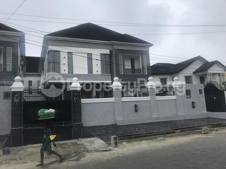 5 bedroom Detached Duplex House for sale lekki phase1 Lekki