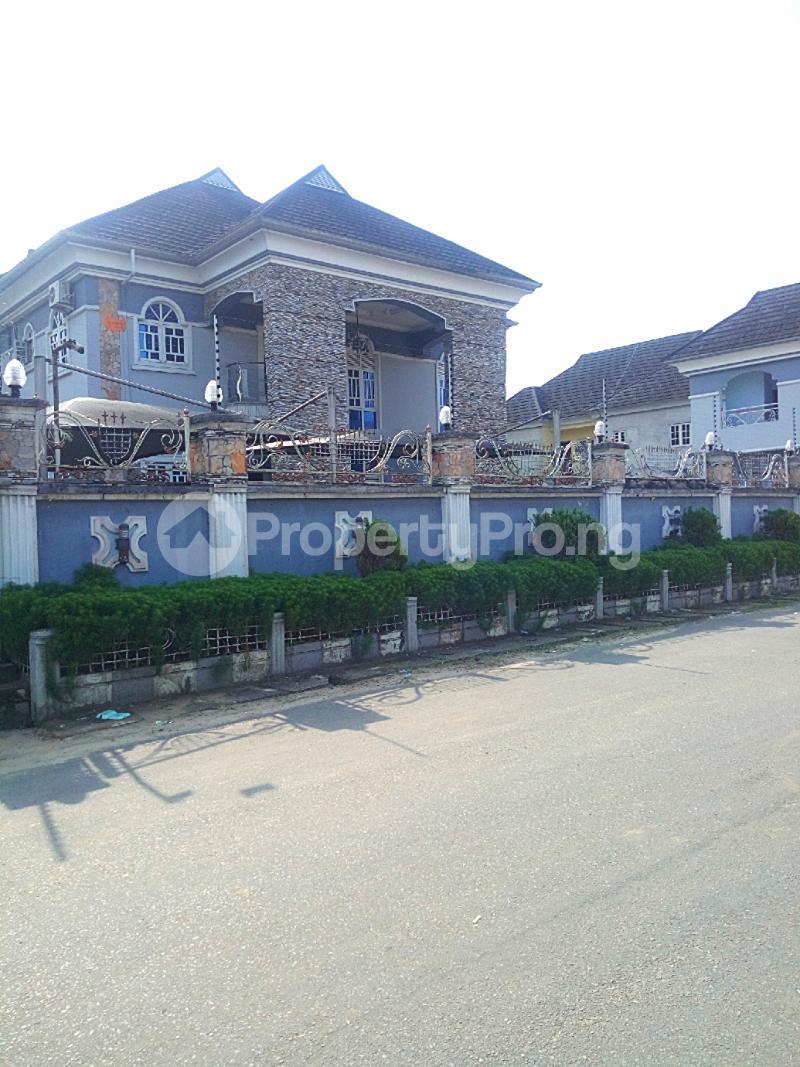 5 bedroom Detached Duplex House for sale New Road Ada George Port Harcourt Rivers - 0